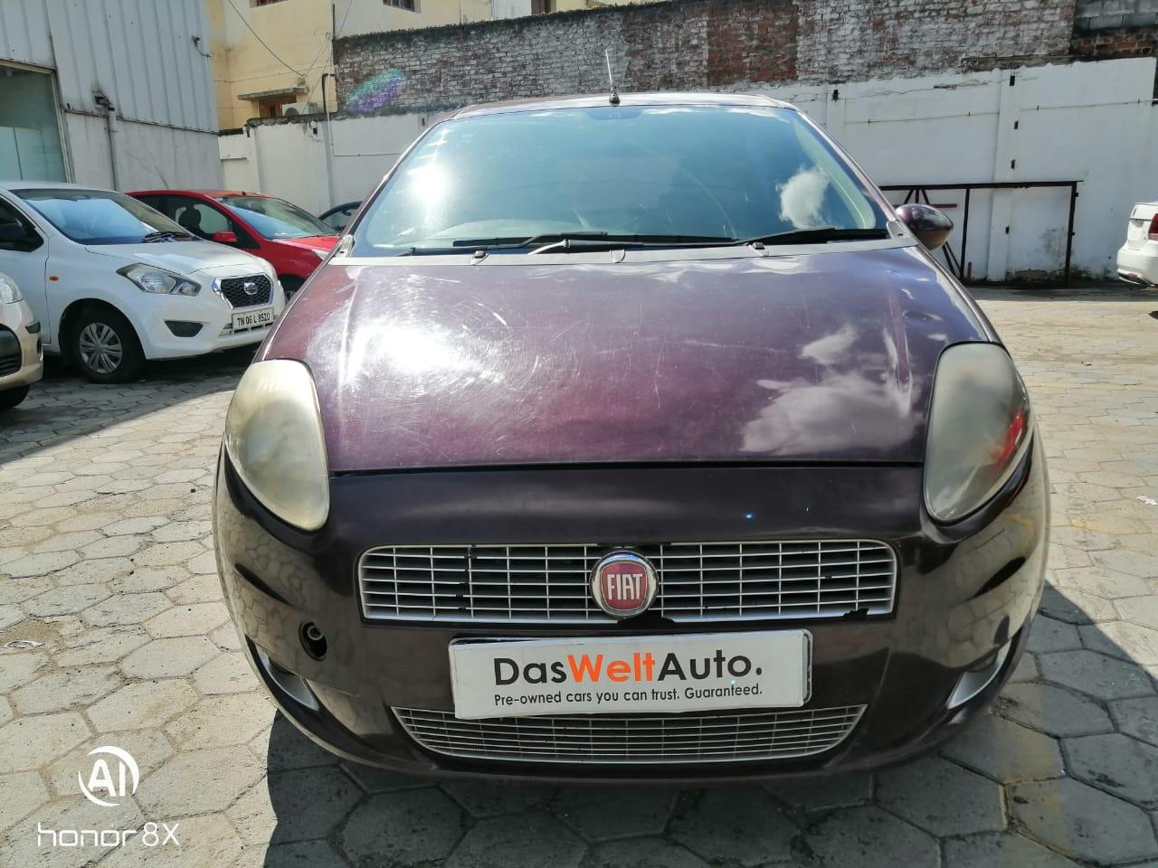 2010 Used Fiat Punto(2009-2011) DYNAMIC 1.2