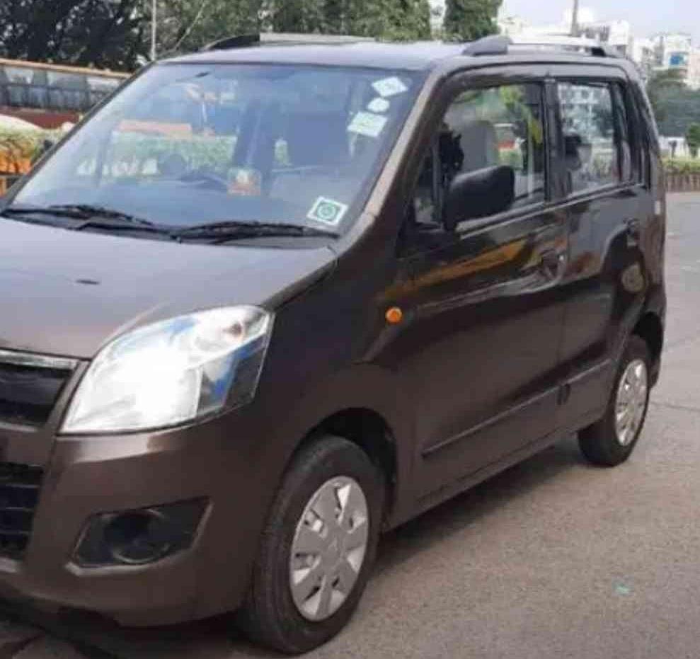 2014 Used Maruti Suzuki Wagon R 1.0(2014-2019) LXI CNG