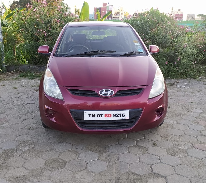 2009 Used Hyundai I20(2008-2010) MAGNA 1.2