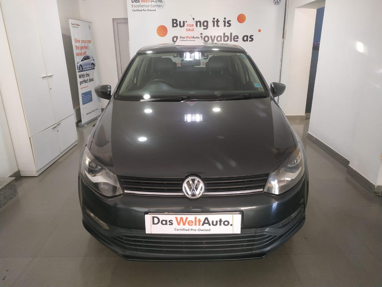2017 Used Volkswagen Polo(2016-2019) COMFORTLINE 1.2L P