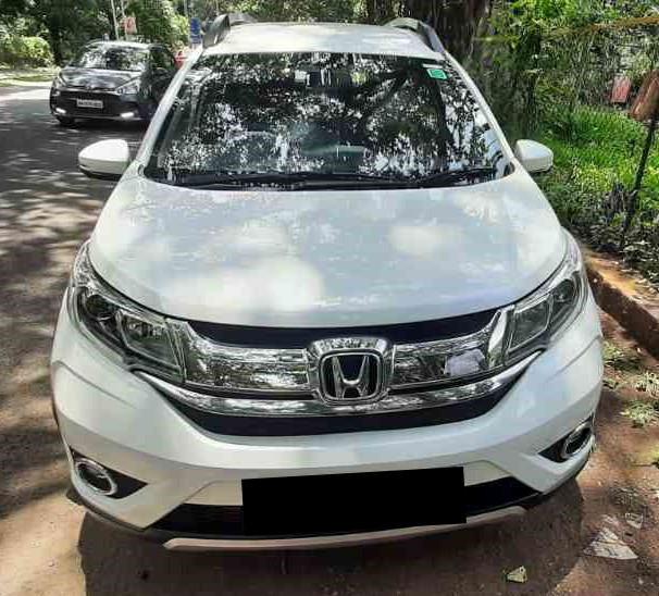 2018 Used Honda Br-V(2016-2020) VX DIESEL